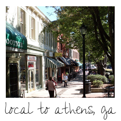 local to athens