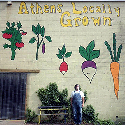 athens locally grown
