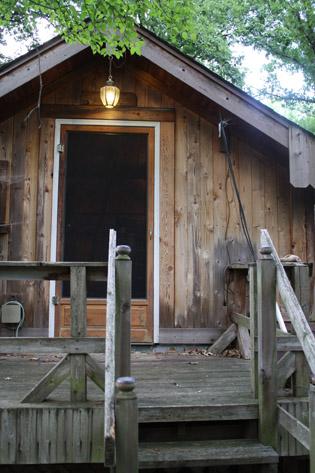 attic entrance