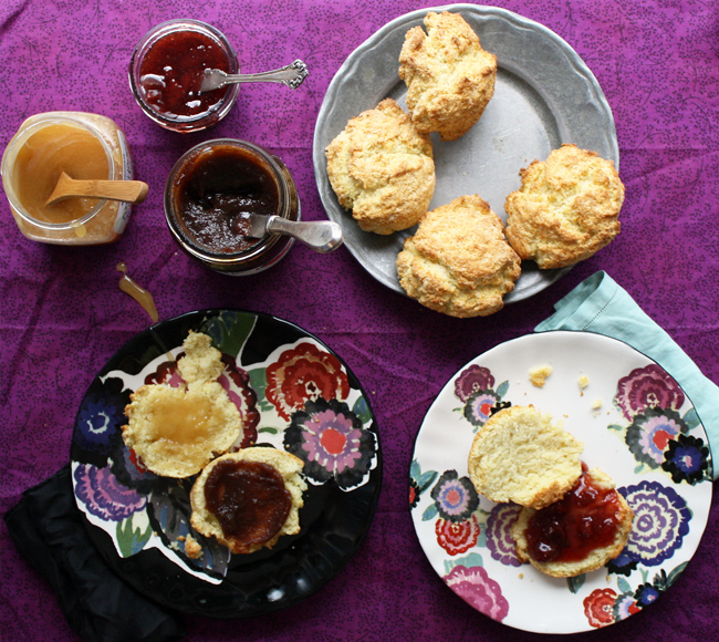 biscuit buffet