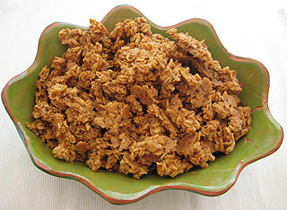 plain granola