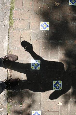 jen's shadow