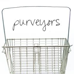 purveyors