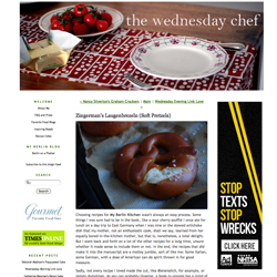 the wednesday chef