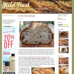 wild yeast blog