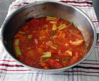 tasty, tasty tomato sludge